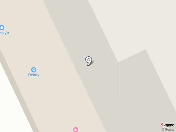 Dandy на карте Сургута