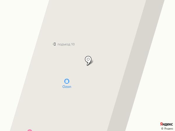 Сибинвестстрой на карте Сургута