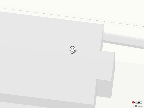 Столовая на карте Омска