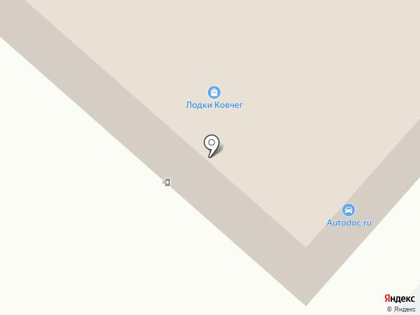 АВТОДОК на карте Сургута