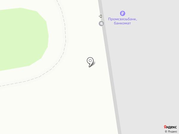 Компания на карте Омска