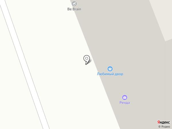 Любимый двор на карте Сургута