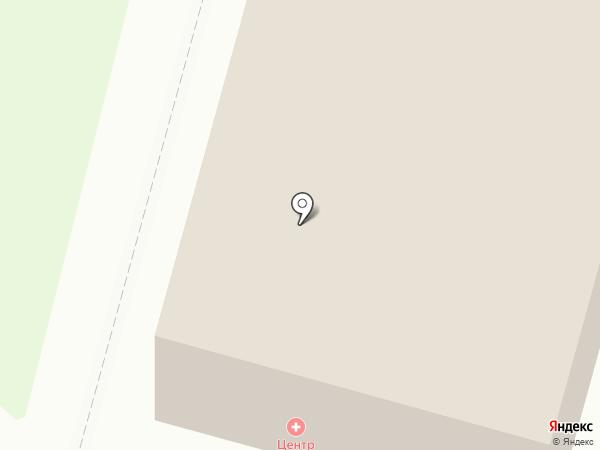 Русский фейерверк на карте Сургута