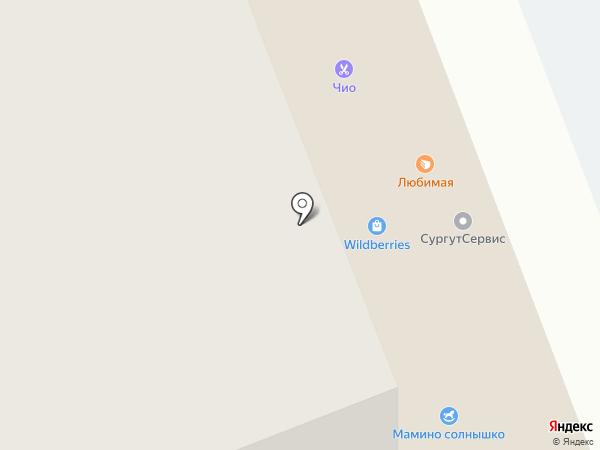 Versale на карте Сургута