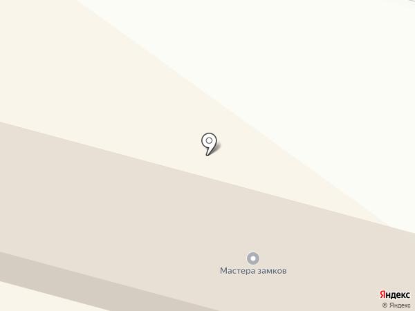 Халял на карте Сургута