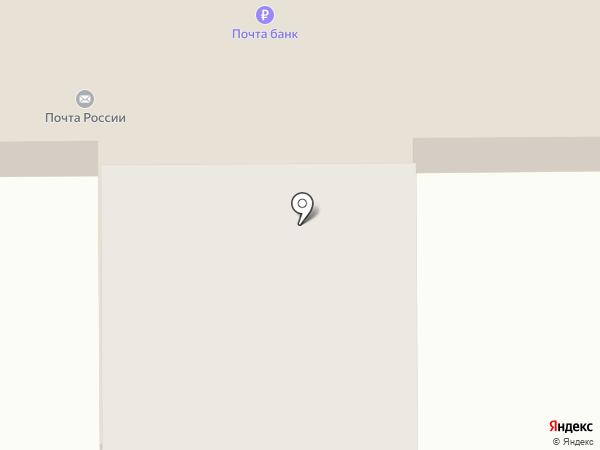 Почта Банк, ПАО на карте Омска