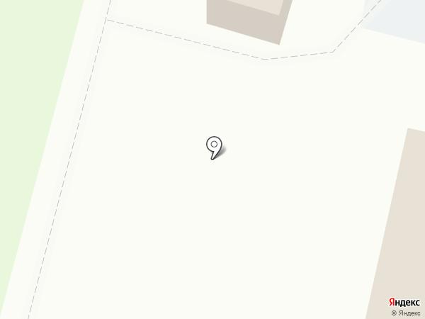 Мясной дворик на карте Сургута