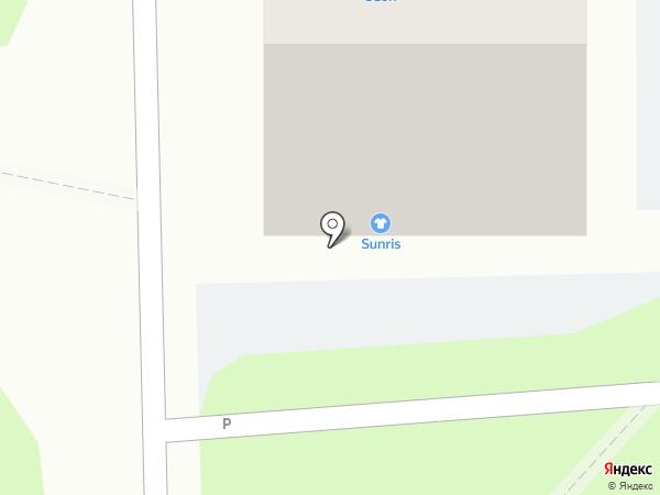 Погребок на карте Омска
