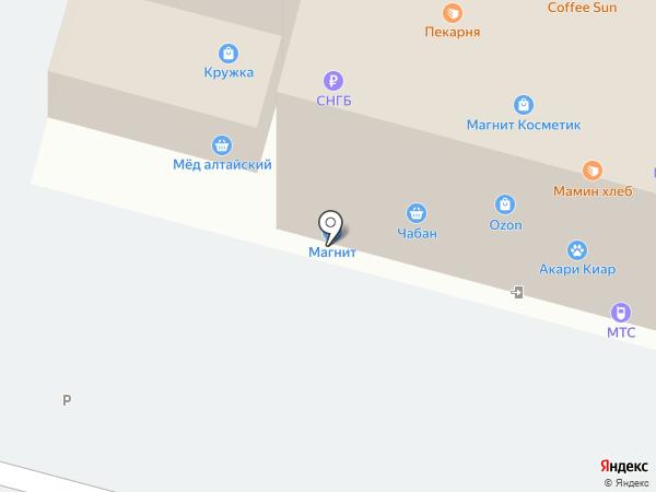 OZON.ru на карте Сургута