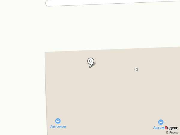Резиновая Зина на карте Омска