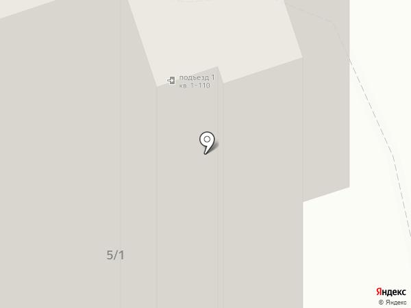 Тренд на карте Омска
