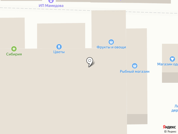 Фруктовый рай на карте Омска