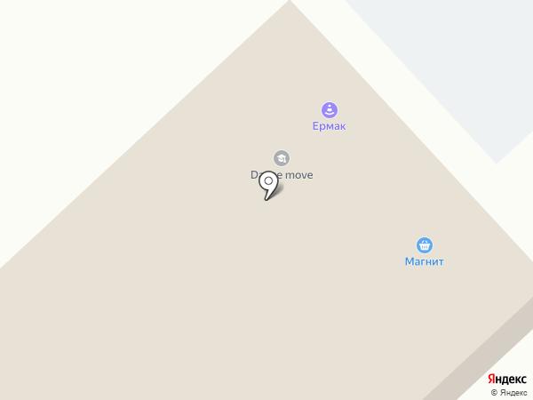 LASH room на карте Омска