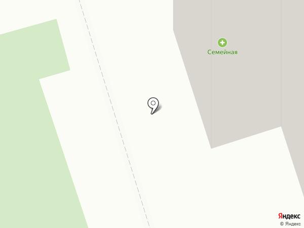 Хмельной лещ на карте Омска
