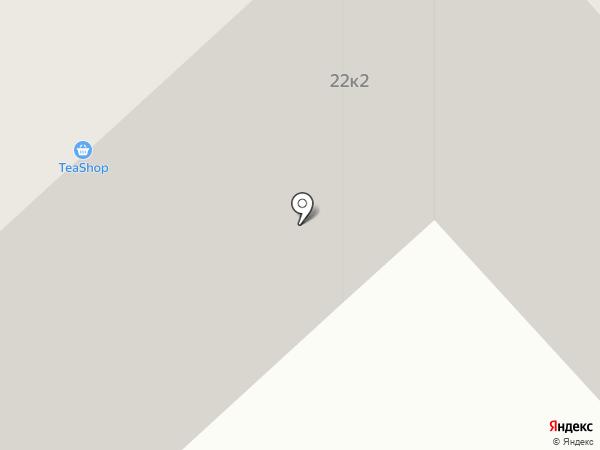Магистраль на карте Омска