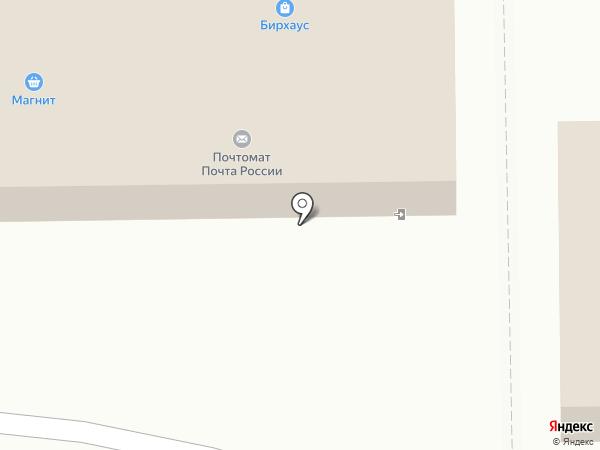 Ясон на карте Омска