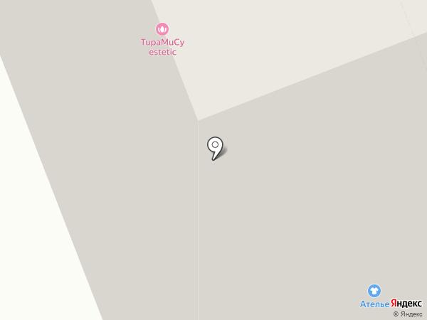 Ультра-Тэк на карте Сургута