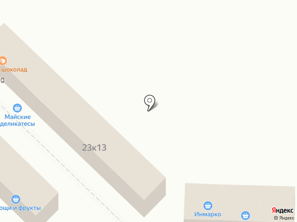 Роспечать на карте Омска