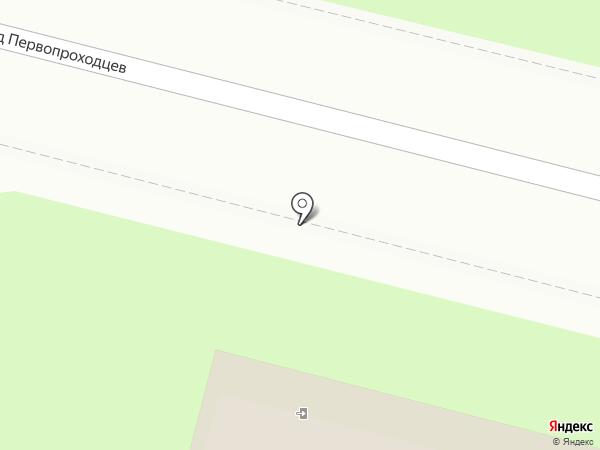 Почтовое отделение №5 на карте Сургута