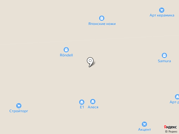 Lineaflex на карте Омска