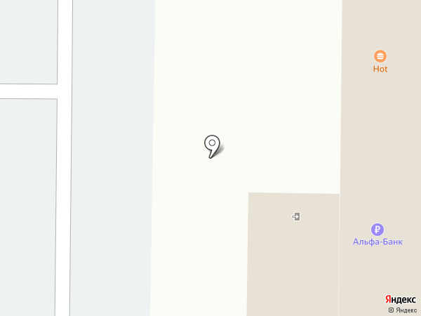 hot на карте Омска