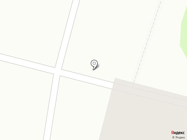 Красотка на карте Сургута