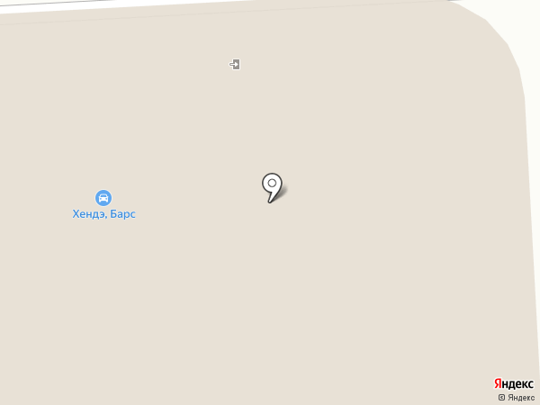 Феникс-Авто КМ на карте Омска