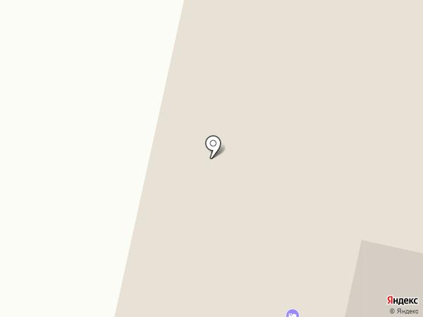 Парпалас на карте Омска
