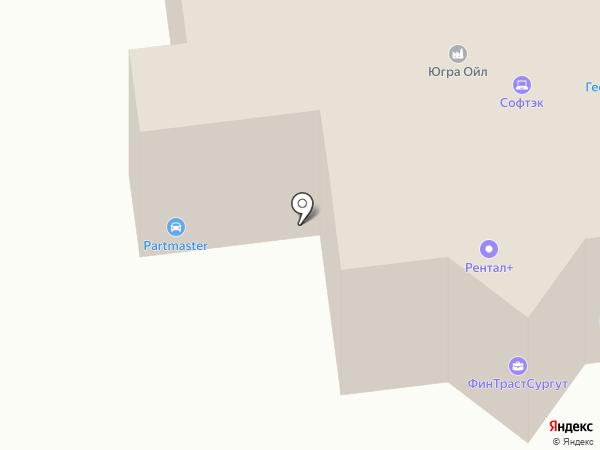 АртПрорыв на карте Сургута