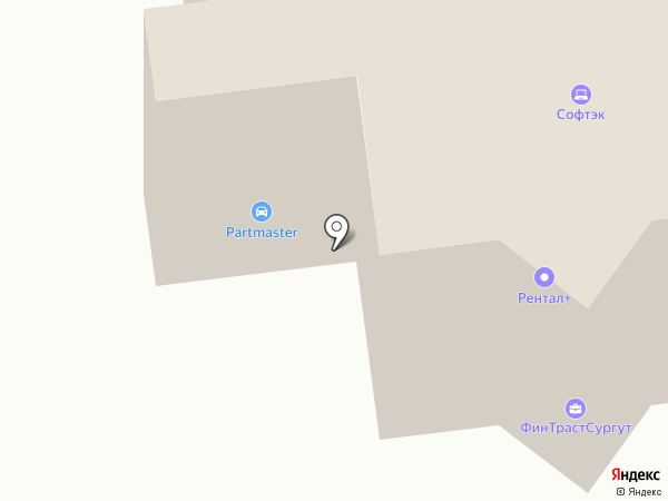 Керхер-центр на карте Сургута