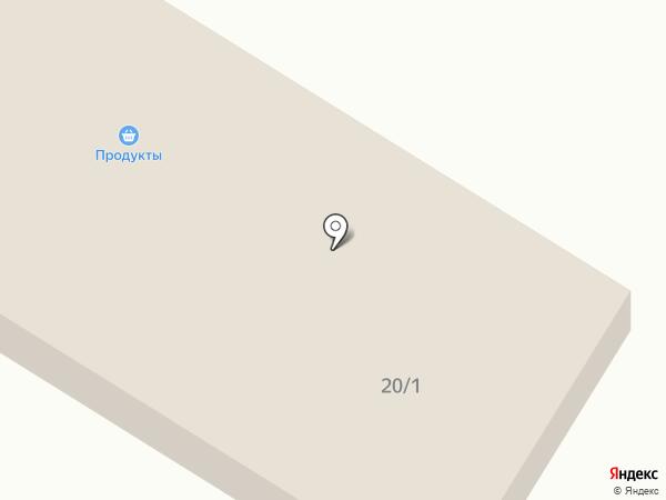 Орион-2006 на карте Пушкино