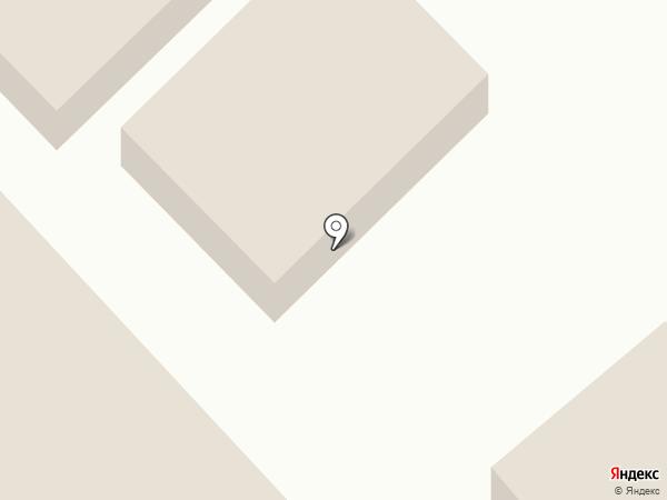 Мадам Брошкина на карте Омска