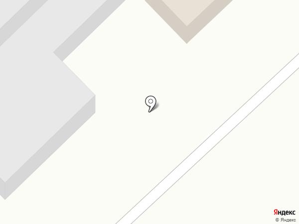 Магазин трикотажной одежды на карте Омска