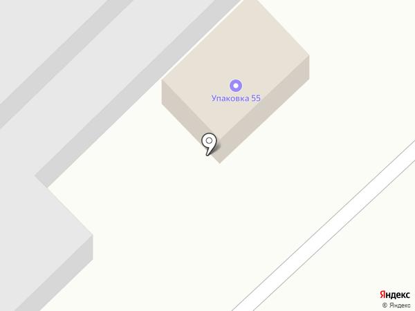 Оптово-розничная фирма на карте Омска