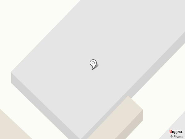 Рубикон на карте Омска