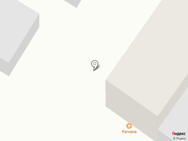PARVANA на карте Сургута