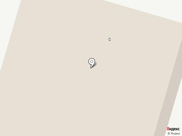 Сибавтотрак-сервис на карте Сургута