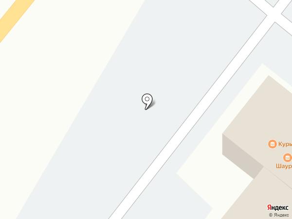 Гастроном на карте Сургута