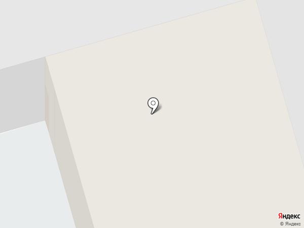 НСТ на карте Сургута