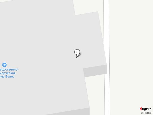ПЕРЕКРЕСТОК на карте Омска
