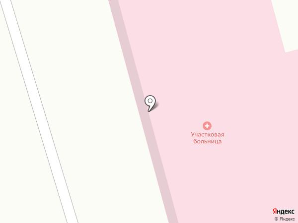 Скорая медицинская помощь на карте Петровки