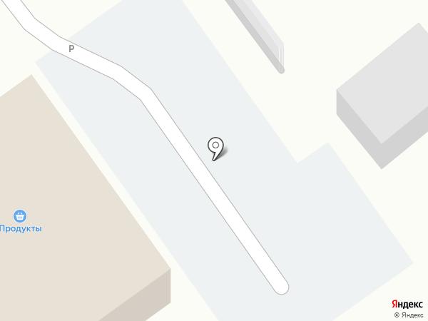 Почтовое отделение №528 на карте Ульяновки
