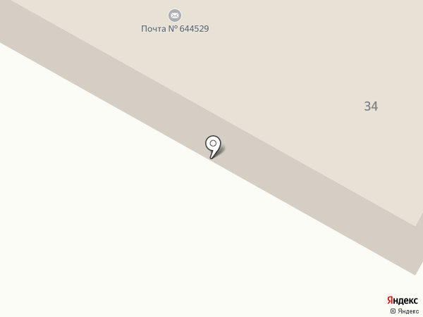 Администрация Богословского сельского поселения на карте Богословки