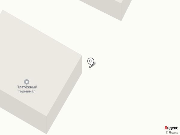 Продуктовый магазин на карте Калинино