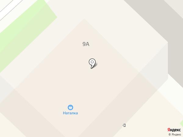 Марс на карте Муравленко
