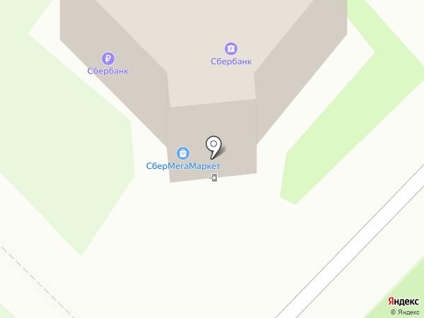 Сбербанк, ПАО на карте Муравленко