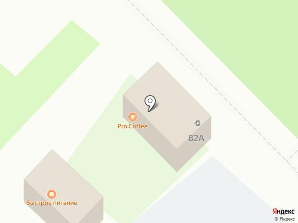 Pro.coffee на карте Муравленко