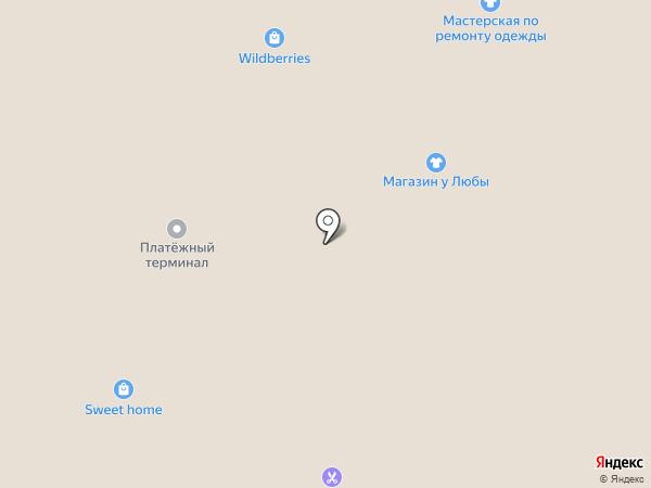 Блинная на карте Муравленко