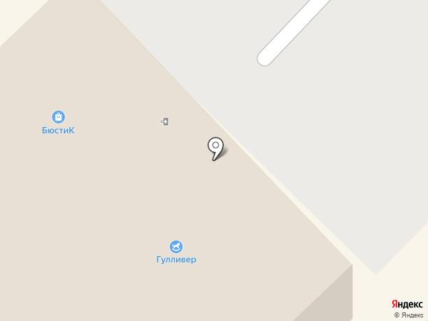Норд на карте Муравленко
