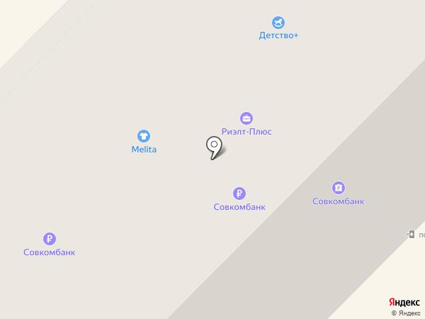 Детство + на карте Муравленко